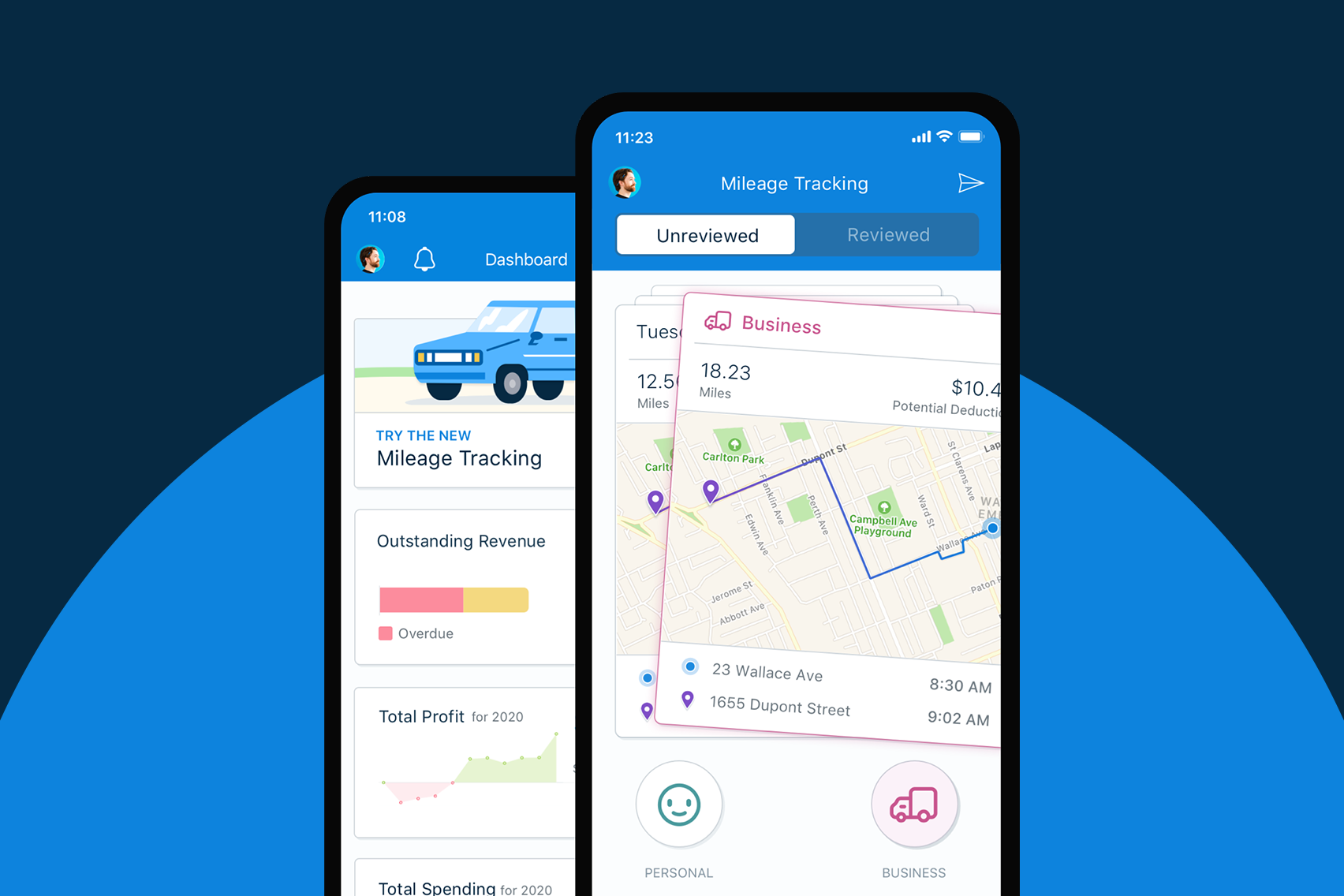 New & Improved in FreshBooks: Mileage Tracking, Auto Apply Credits, and More